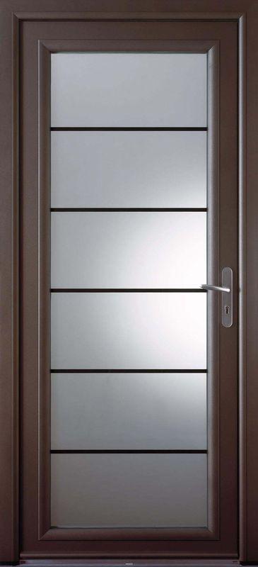 Les Portes En Aluminium Ne Nécessitent Pas Plus Du0027entretien Quu0027un Simple  Coup Du0027éponge à Lu0027eau Savonneuse.